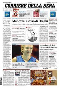 Corriere della Sera – 26 ottobre 2018