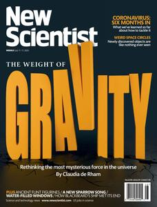 New Scientist - July 11, 2020