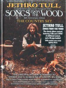 Jethro Tull - Songs From The Wood (1977) {2017, The Country Set 40th Anniversary Edition}