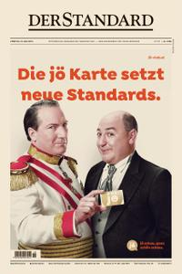 Der Standard – 10. Mai 2019