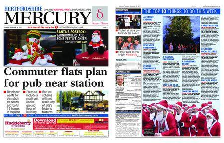Hertfordshire Mercury – November 30, 2017