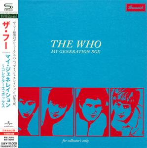 The Who - My Generation Box (2008) [2CD, Universal Music UICY-93533/4, Japan] Repost