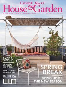 Condé Nast House & Garden - September 2019