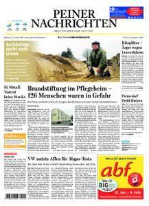 Peiner Nachrichten - 27. Januar 2018