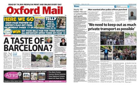 Oxford Mail – July 11, 2020