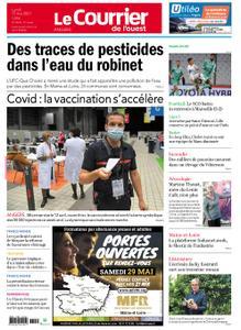 Le Courrier de l'Ouest Angers – 17 mai 2021