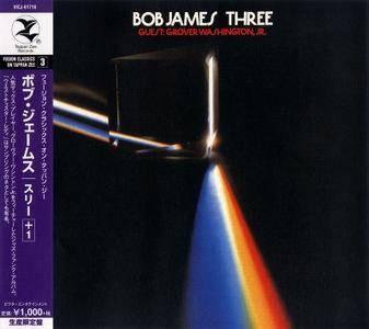 Bob James - Three (1976) Japanese Remastered Reissue 2015