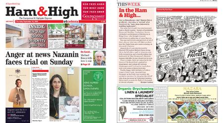 Ham & High – September 10, 2020