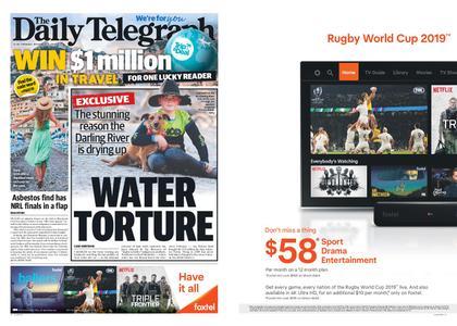 The Daily Telegraph (Sydney) – September 09, 2019