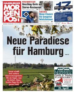 Hamburger Morgenpost - 20 April 2019