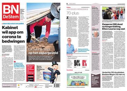 BN DeStem - Bergen op Zoom – 08 april 2020