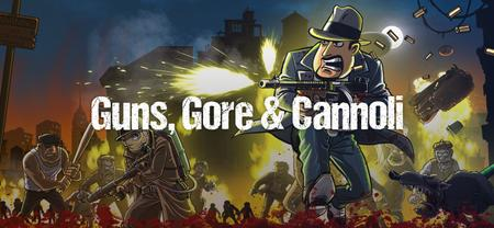 Guns, Gore & Cannoli (2015)