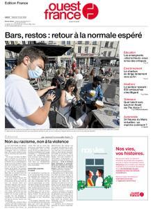 Ouest-France Édition France – 13 juin 2020