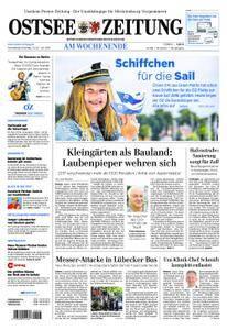 Ostsee Zeitung Wolgast - 21. Juli 2018