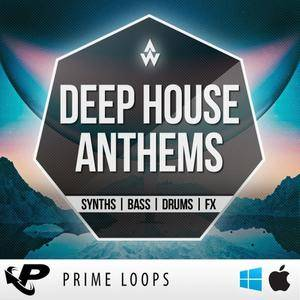 Prime Loops Deep House Anthems WAV MiDi