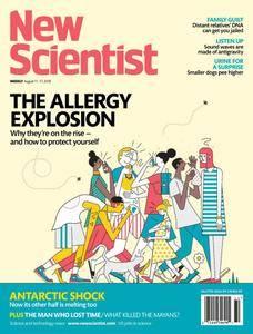 New Scientist - August 11, 2018