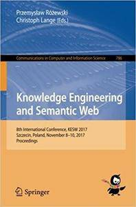 Knowledge Engineering and Semantic Web: 8th International Conference