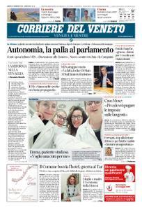Corriere del Veneto Venezia e Mestre – 16 febbraio 2019