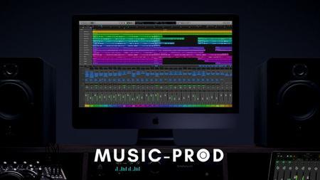 Logic Pro X: Electronic Music Production - Progressive House