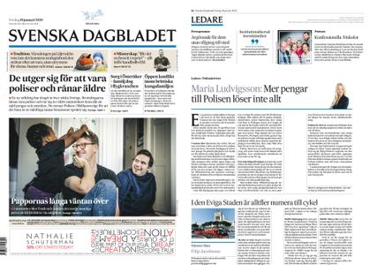 Svenska Dagbladet – 10 januari 2020