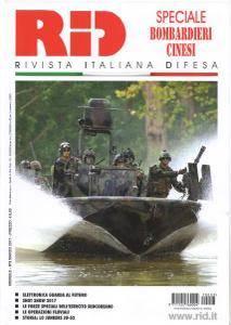Rivista Italiana Difesa - Marzo 2017