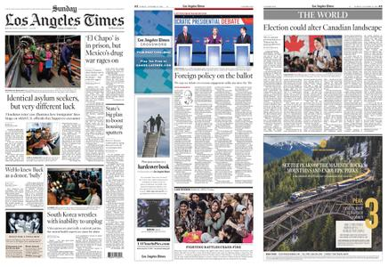 Los Angeles Times – October 20, 2019
