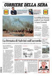Corriere della Sera - 15 Maggio 2018