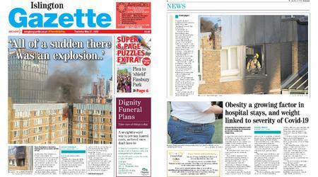 Islington Gazette – May 21, 2020