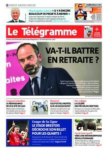 Le Télégramme Brest Abers Iroise – 19 décembre 2019
