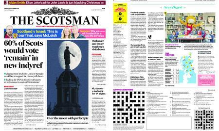 The Scotsman – November 20, 2018