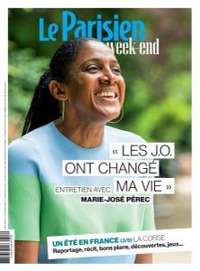Le Parisien Magazine - 23 Juillet 2021