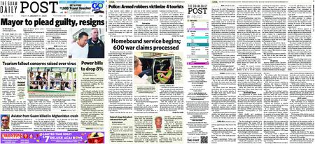The Guam Daily Post – January 31, 2020