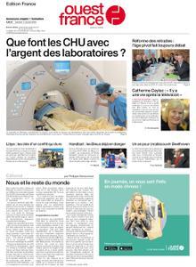 Ouest-France Édition France – 11 janvier 2020