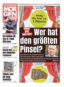 Hamburger Morgenpost – 26. Oktober 2021