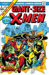 X-Men 1975-07 Giant Size X-Men 001 digital
