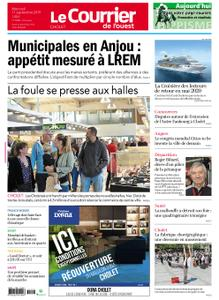 Le Courrier de l'Ouest Cholet – 11 septembre 2019