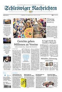 Schleswiger Nachrichten - 13. August 2018