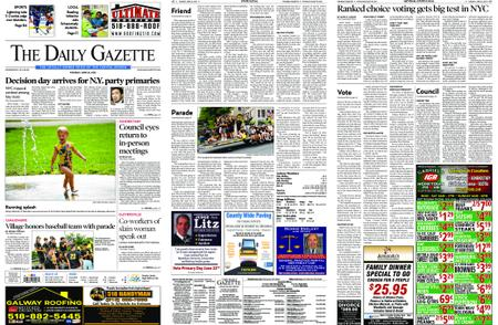 The Daily Gazette – June 22, 2021