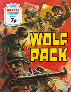 Battle Picture Library 0841 - Wolf Pack [1974] (Mr Tweedy