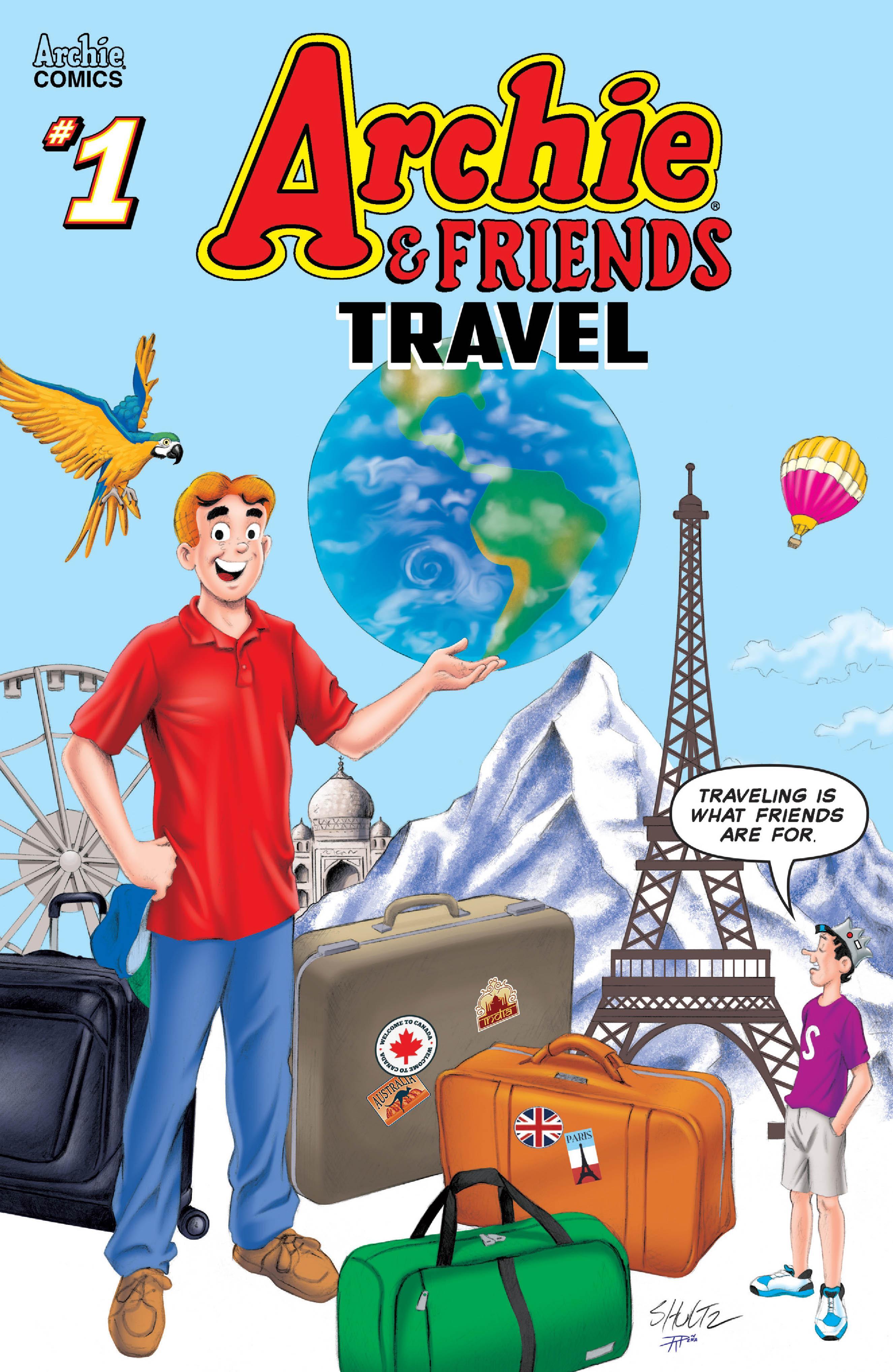 Archie & Friends 004-Travel 2020 Forsythe