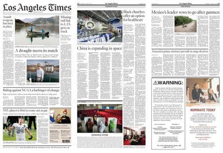 Los Angeles Times – June 22, 2021