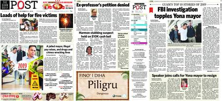 The Guam Daily Post – December 31, 2019