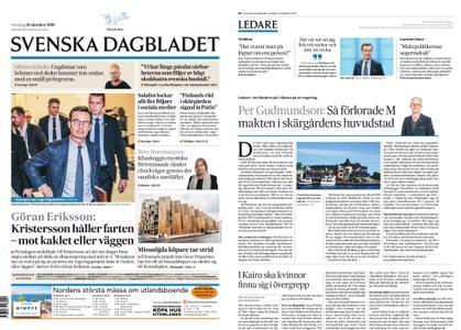Svenska Dagbladet – 10 oktober 2018