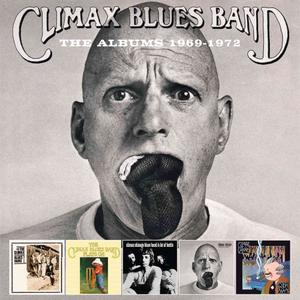 Climax Blues Band - The Albums 1969-1972 (2019) [5CD Box Set]
