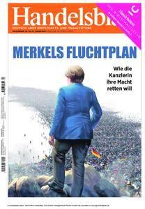 Handelsblatt - 29. Januar 2016