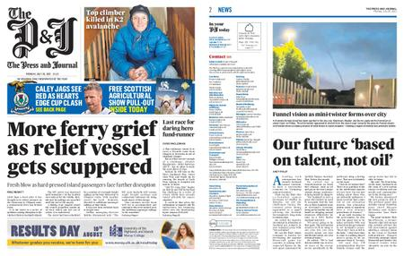 The Press and Journal Moray – July 26, 2021