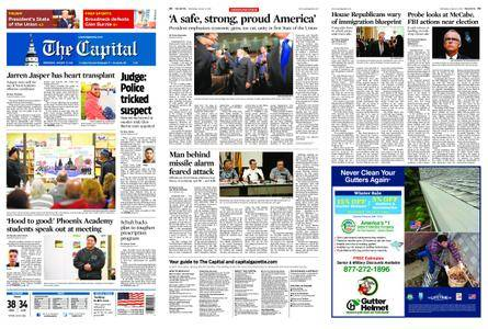 The Capital – January 31, 2018