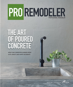 Professional Remodeler - February 2020