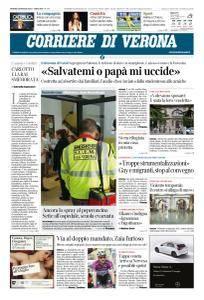 Corriere di Verona - 18 Maggio 2018