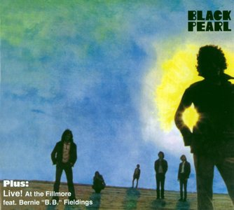 Black Pearl - Black Pearl / Live! (2007) {Reissue}